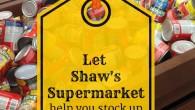 ShawsSupermarketStockUpSale